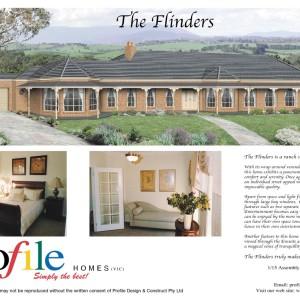 Profile Homes: The Flinders