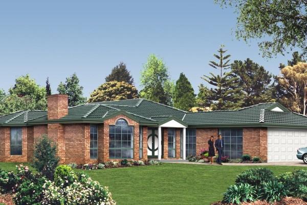 Profile Homes: The Liandra Series Contemporary