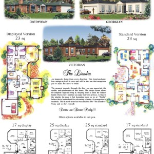 Profile Homes: The Liandra Series Poster