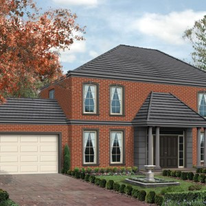Profile Homes: The Oakville Manor