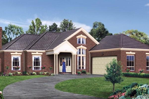 Profile Homes: The Rosemanor 2000